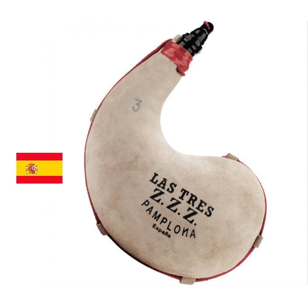 Bota Espanhola Las Tres ZZZ - 3L - Legítima
