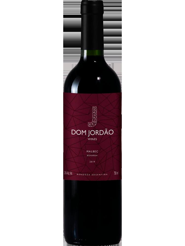 Dom Jordão Malbec/Bonarda Tinto 2019