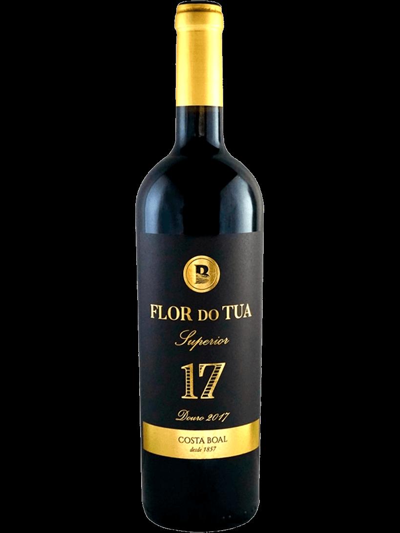 Flor do Tua Superior 17% Tinto 2015