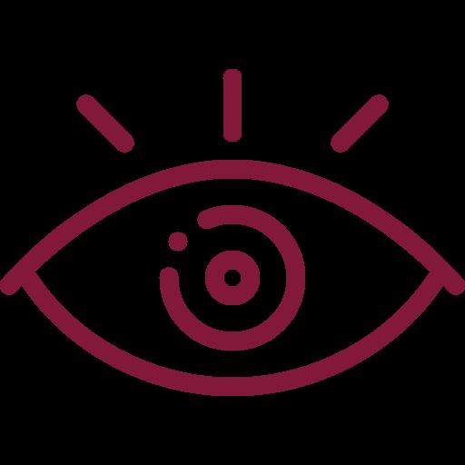 Visual: Rosé salmão claro