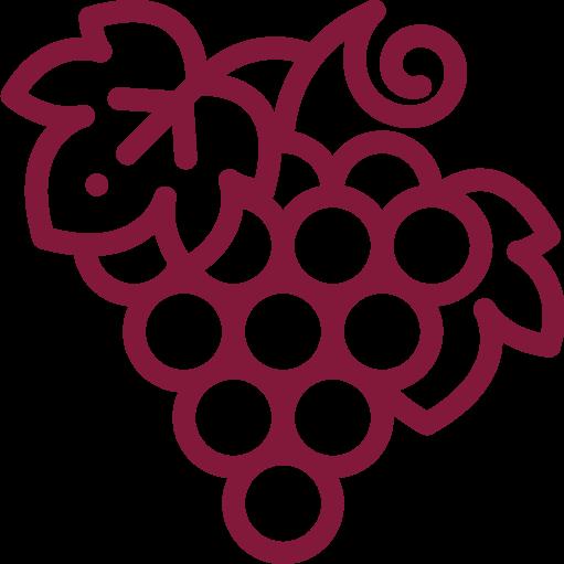 Uva: Lote de castas brancas