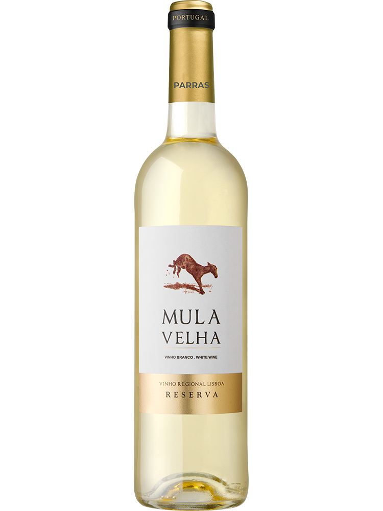 Mula Velha Reserva Branco 2018