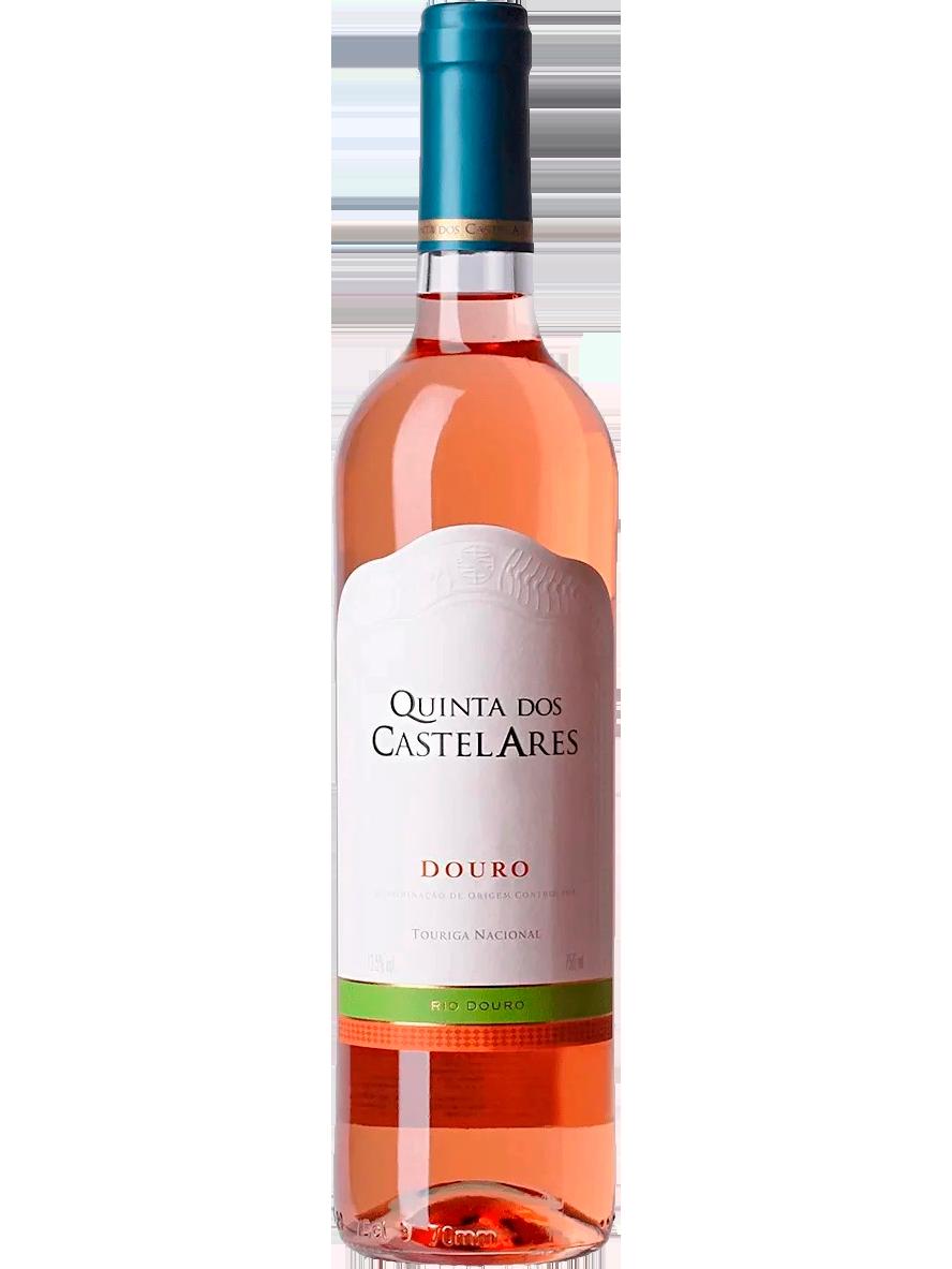 Quinta dos Castelares Rosé DOC Douro Superior 2017