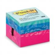 Bloco Cubinho Post-It® 3M 47,6x47,6 mm c/400 Fls
