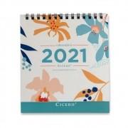 Calendário de Mesa CÍCERO Mensal 13x15