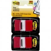 Marcador adesivo de páginas Flags Post-It® 3M 25,4 mm x 43,2 mm