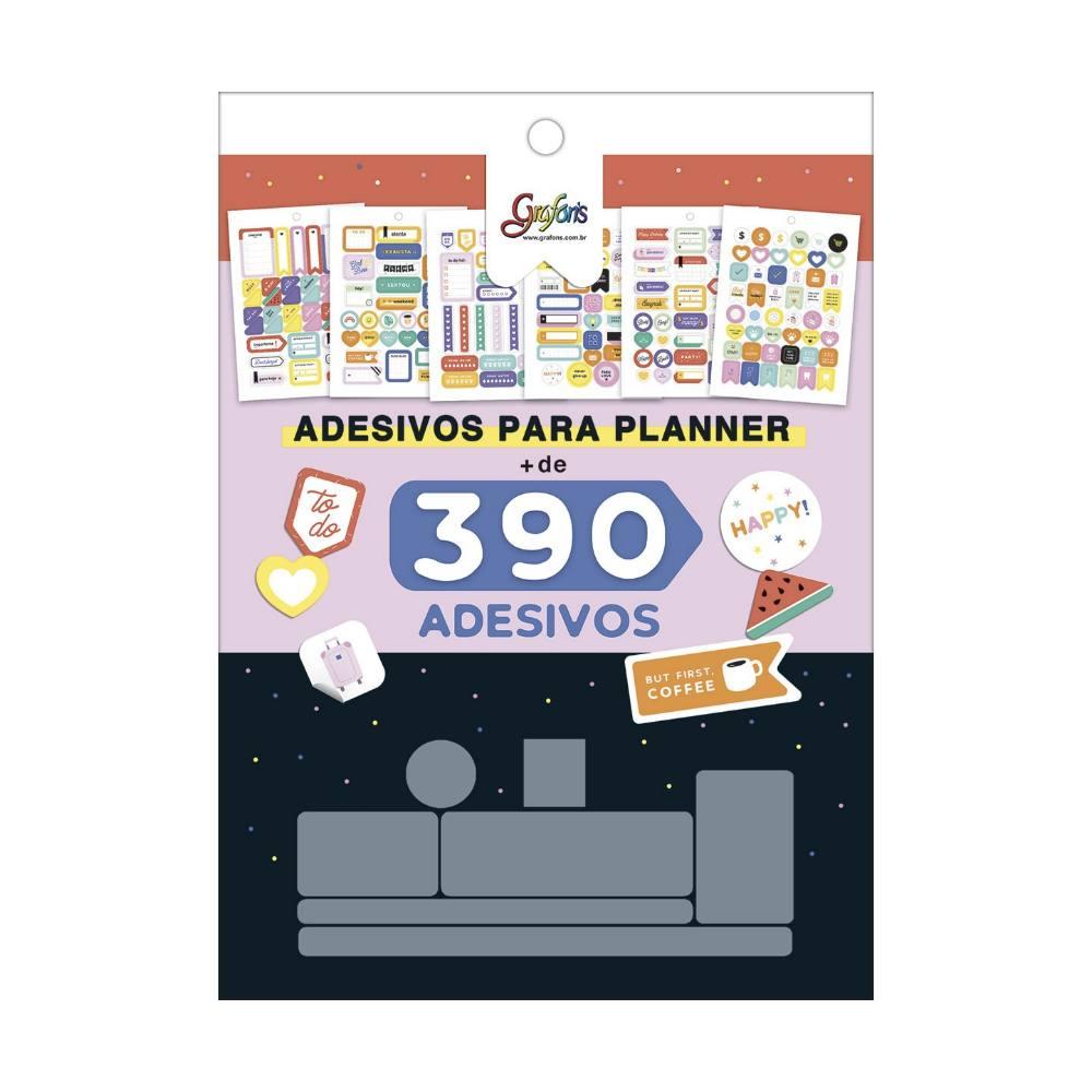 Adesivo TILIBRA p/ Planner