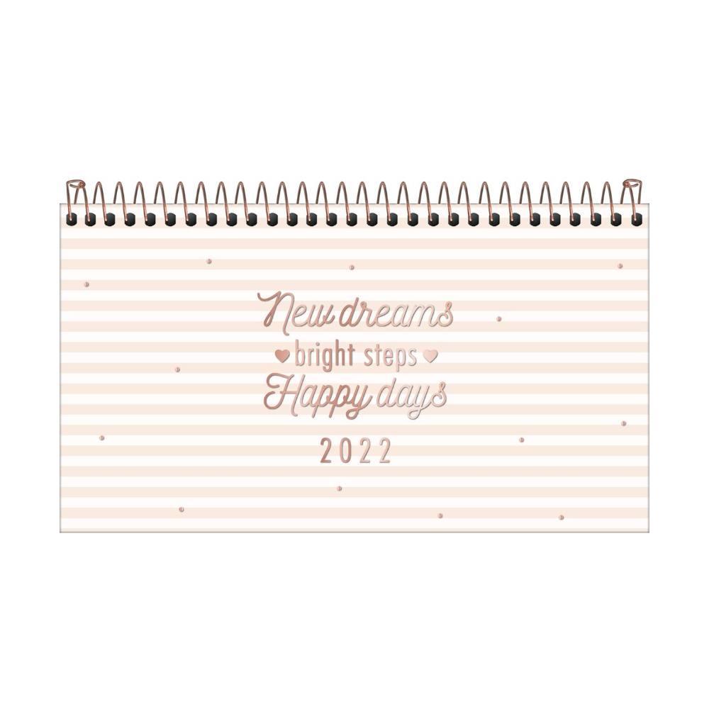 Agenda de Bolso 2022 TILIBRA Semanal Soho 16,7 x 8,9 cm