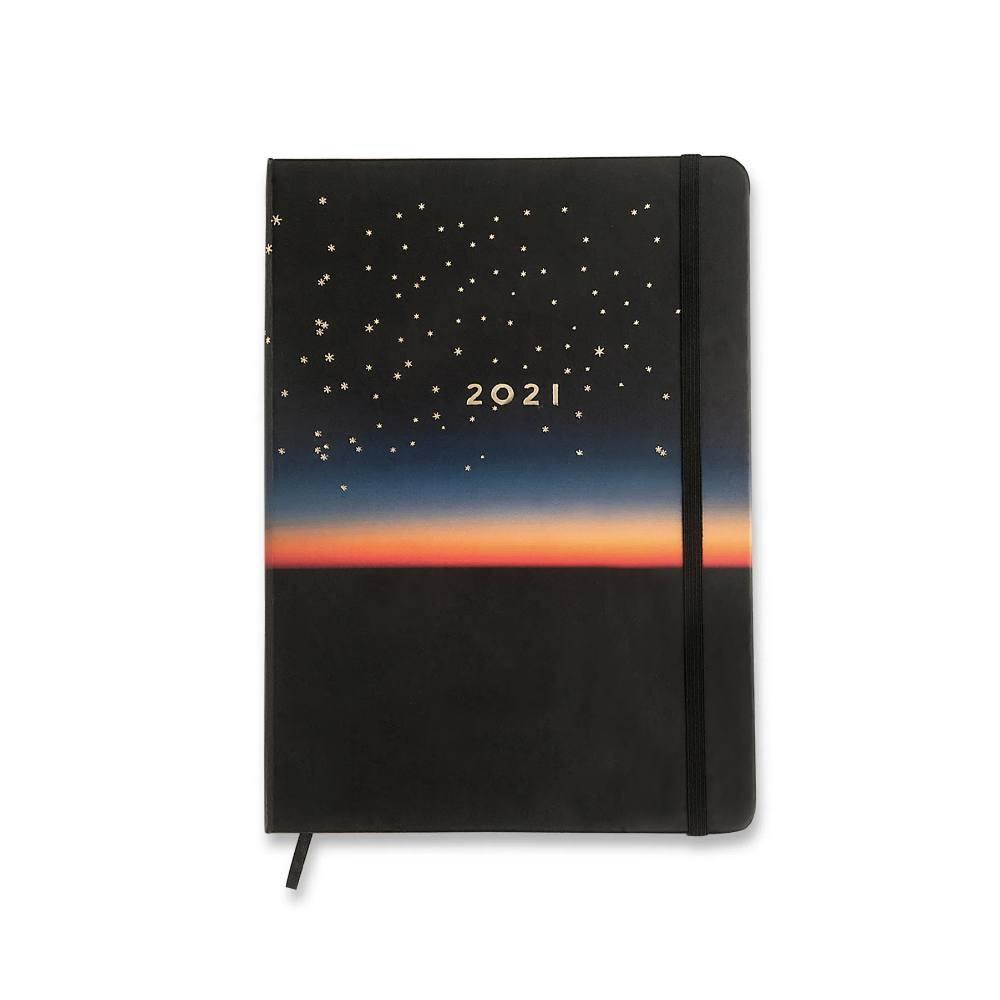 Agenda Planner 2021 CICERO Astral - Por do Sol - Semanal Planejamento 17x24