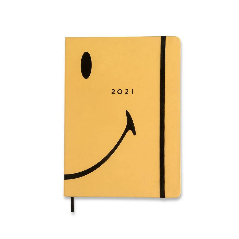 Agenda Planner 2021 CICERO Smileys 14x21