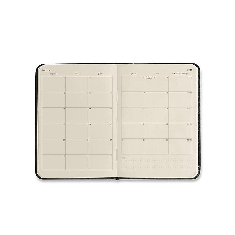 Agenda Planner 2021 CICERO Smileys - Semanal 17x24
