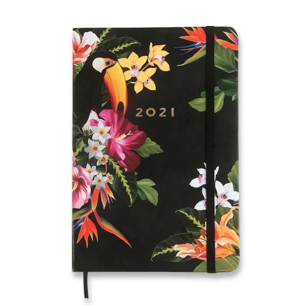 Agenda Planner 2021 CICERO Tropical 14x21