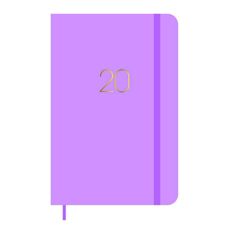 Agenda Planner CÍCERO 2020 Linha Pastel