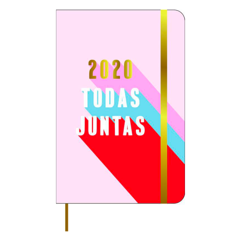 Agenda Planner CÍCERO 2020 Linha Todas Juntas