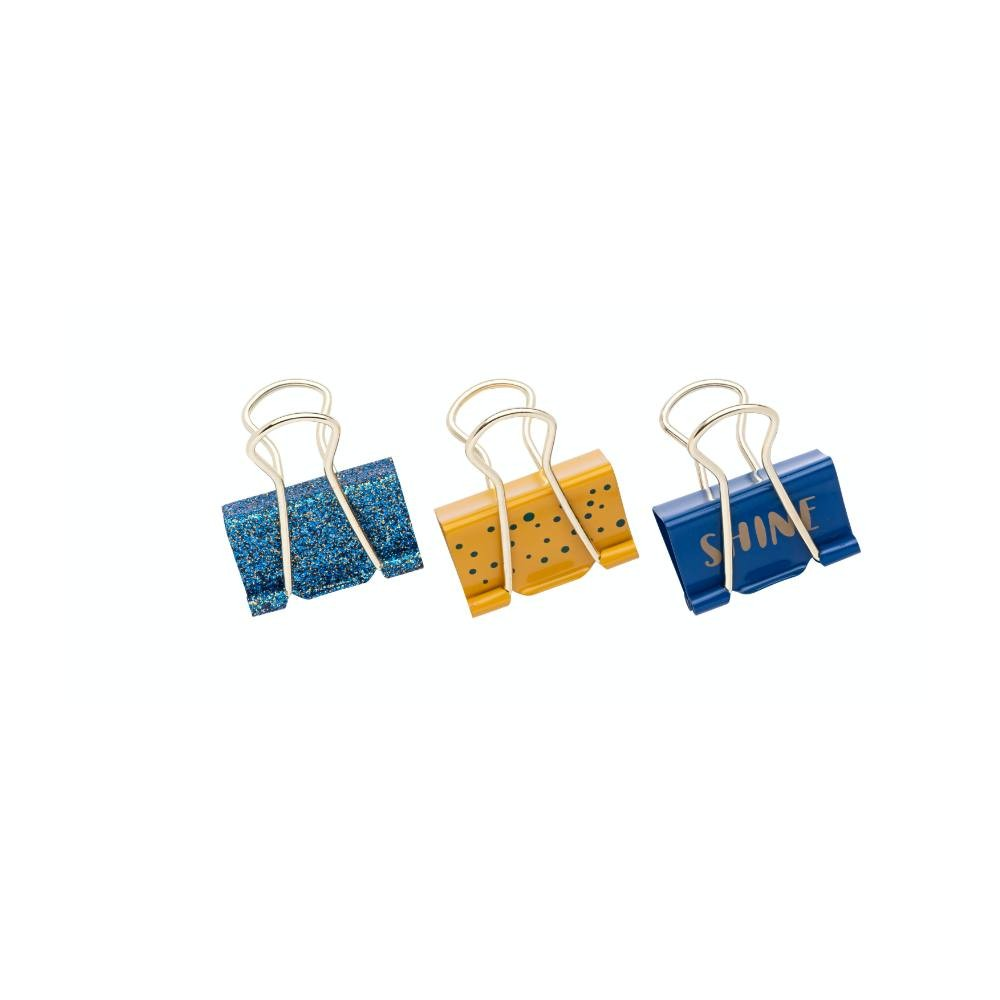 Binder Clips Especial MOLIN 32mm c/ 6 unds