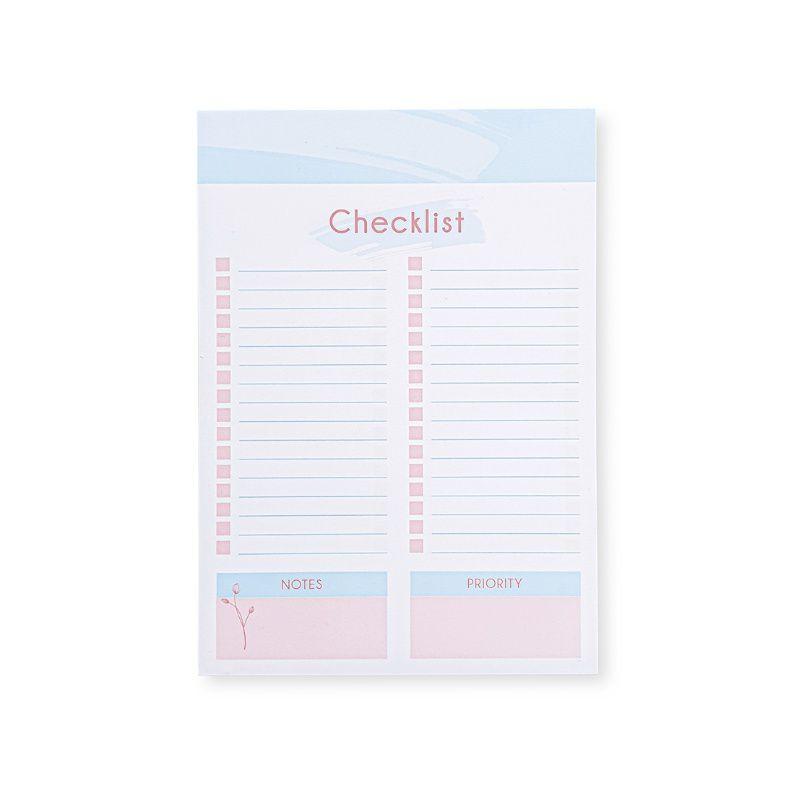 Bloco ÓTIMA Checklist A5
