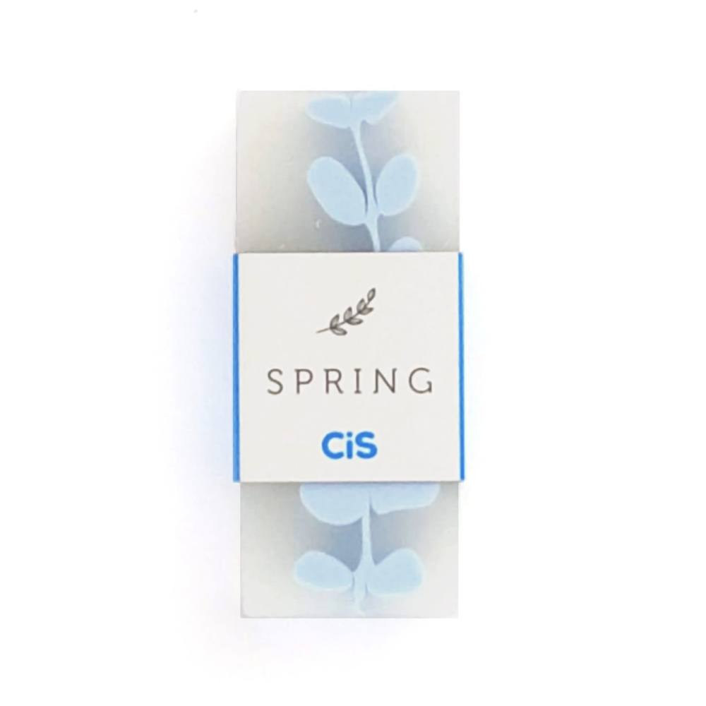 Borracha CIS Spring Floral Pasteis