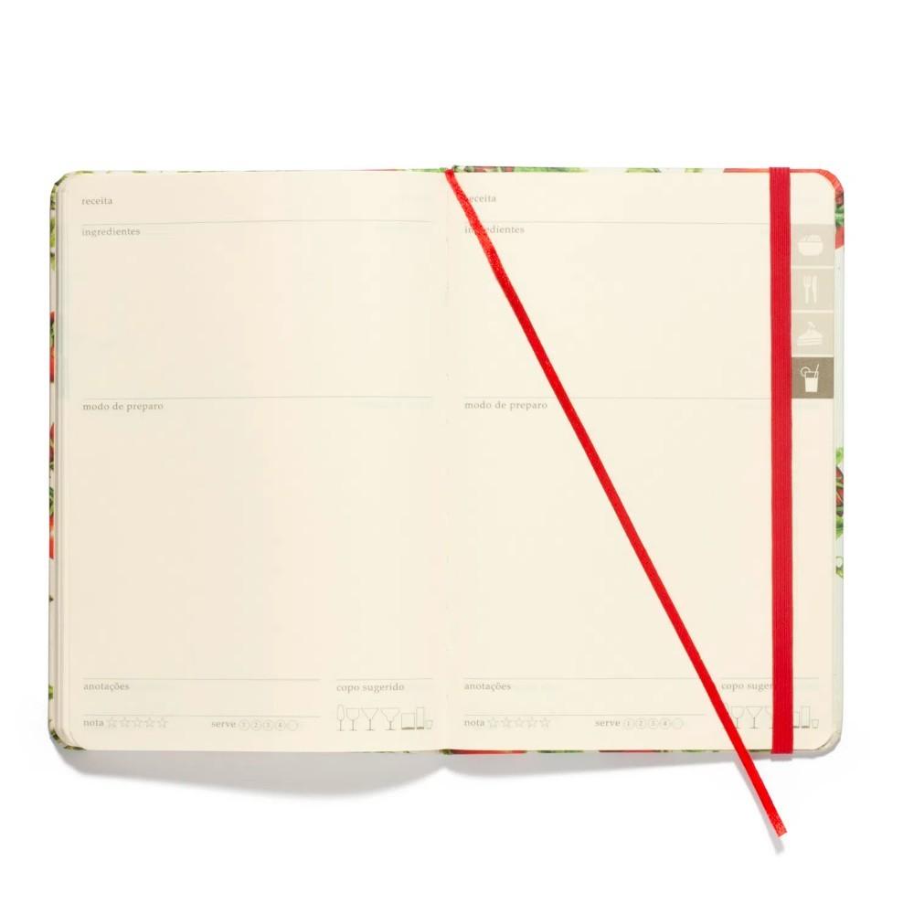 Caderneta CICERO de Receitas 14x21