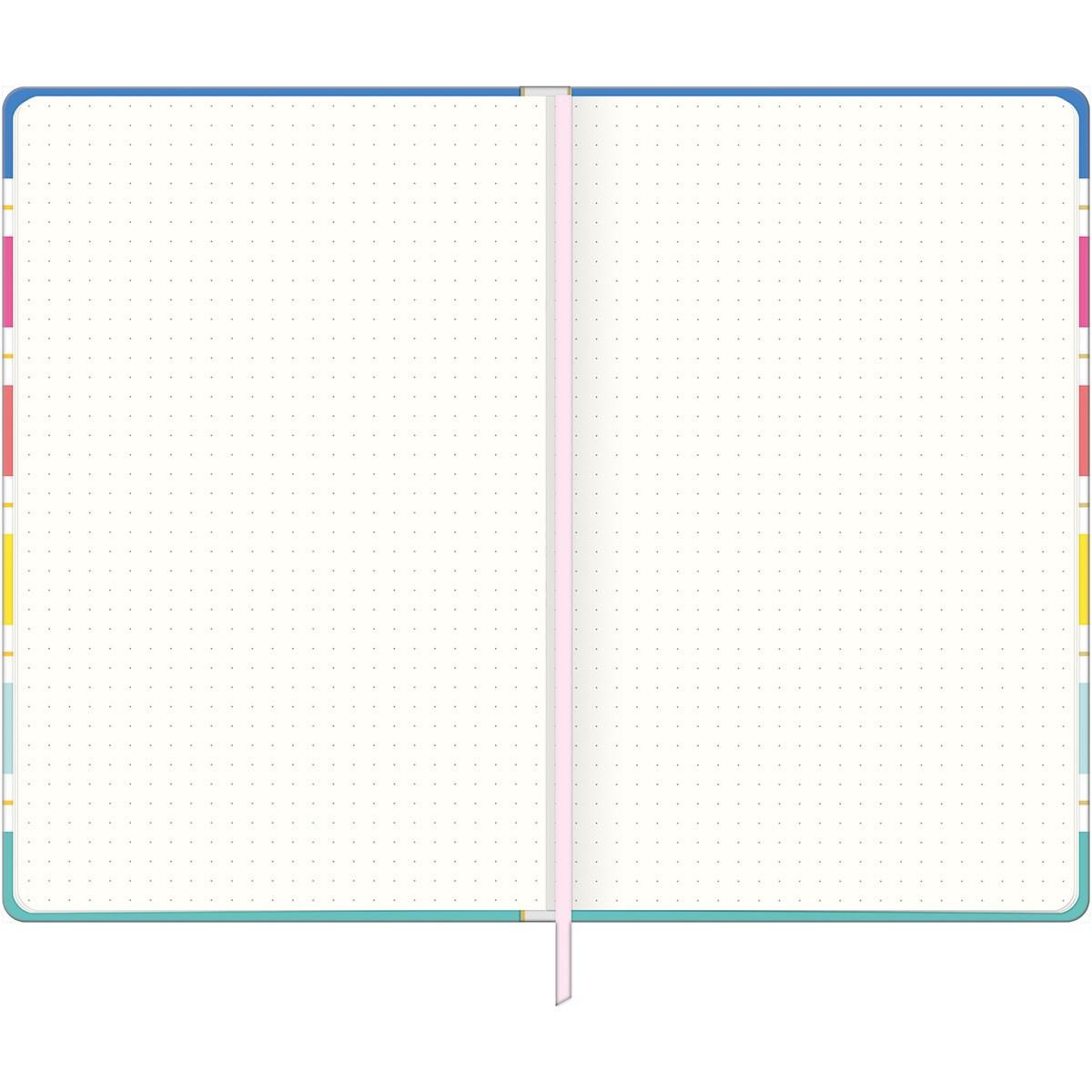 Caderneta Costurada TILIBRA Be Nice Pontilhada