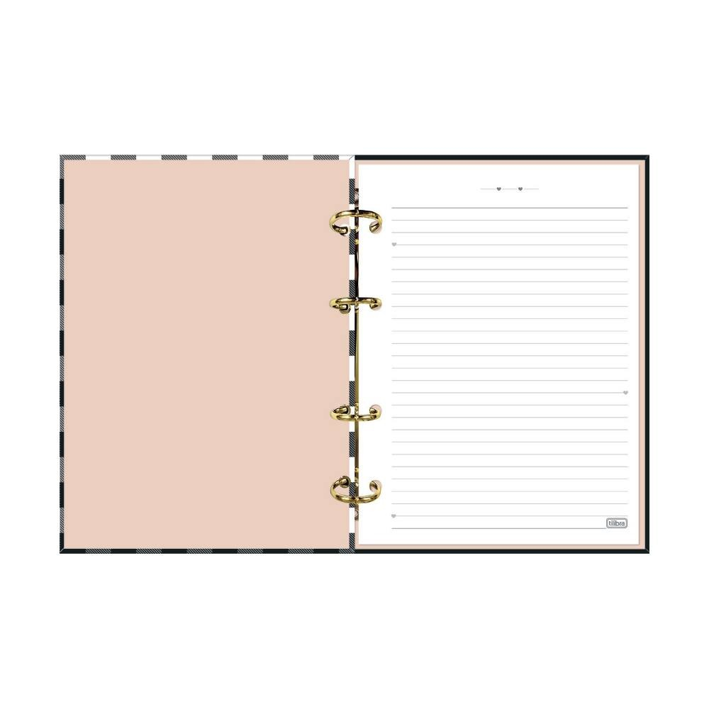 Caderno Argolado Cartonado TILIBRA West Village Colegial