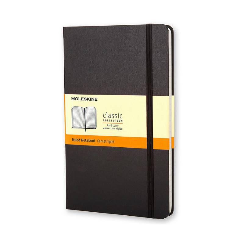 Caderno Classico MOLESKINE Pautado