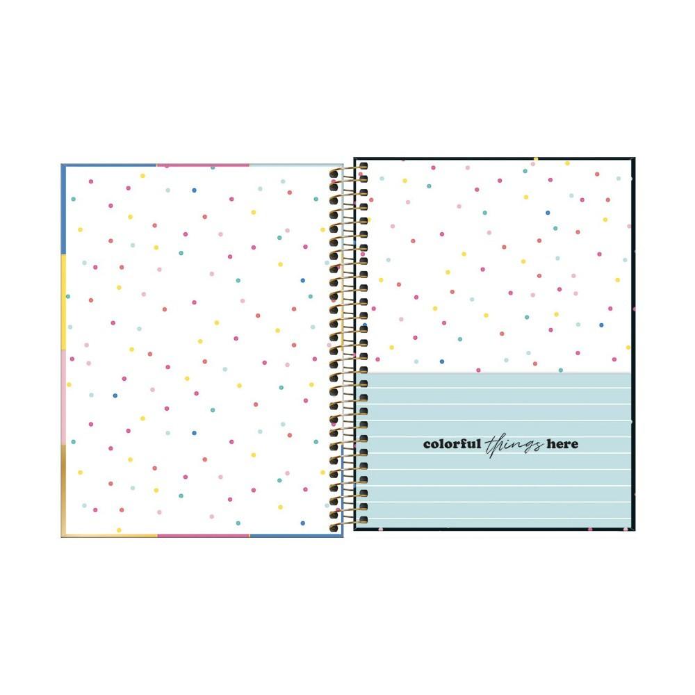 Caderno Colegial TILIBRA Be Nice - 10 Matéria c/ 160 Páginas