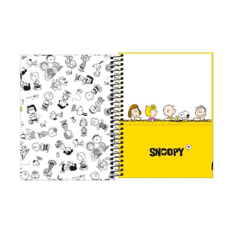 Caderno Colegial TILIBRA Snoopy (10 Matérias)