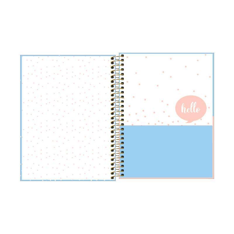 Caderno Colegial TILIBRA Soho (10 Matérias)