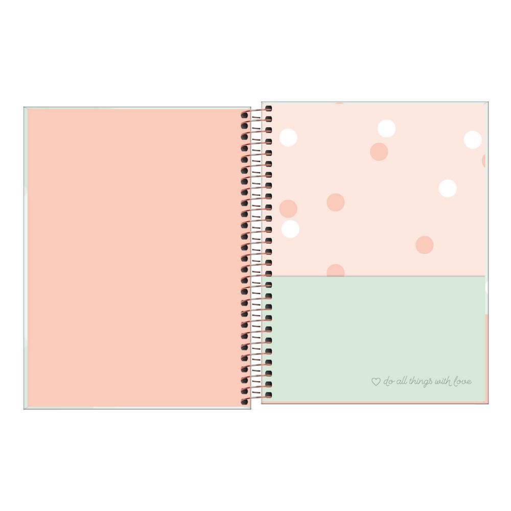 Caderno Colegial TILIBRA Soho - 1 Matéria c/ 80 Páginas