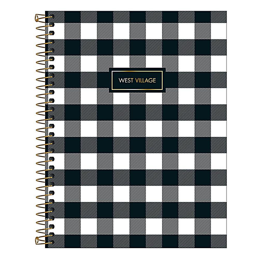 Caderno Colegial TILIBRA West Village - 10 Matérias c/ 160 Páginas