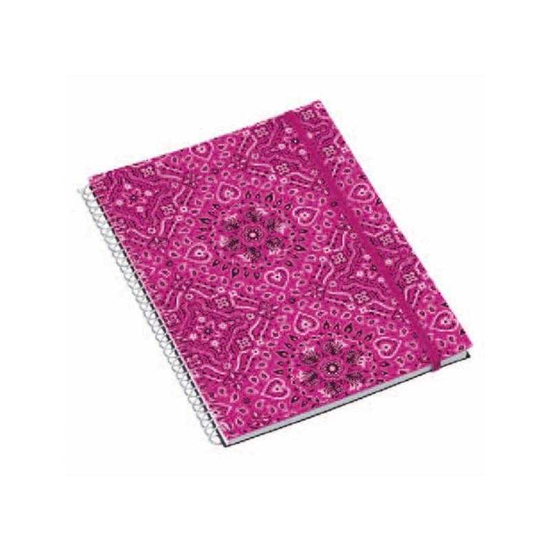 Caderno CONFETTI Linha Bandana