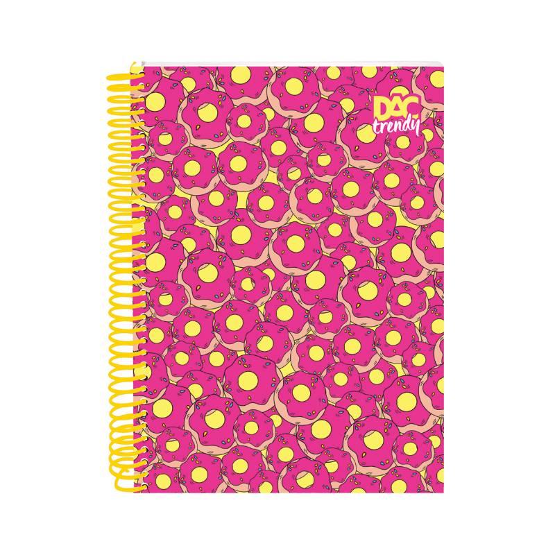 Caderno DAC Trendy 1 Matéria 96 Fls