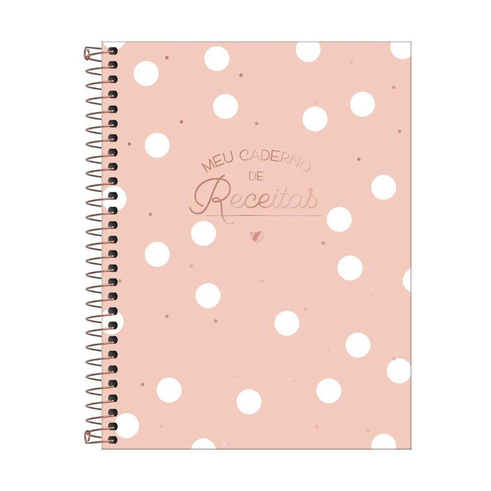 Caderno de Receitas TILIBRA Soho c/ 80 Páginas
