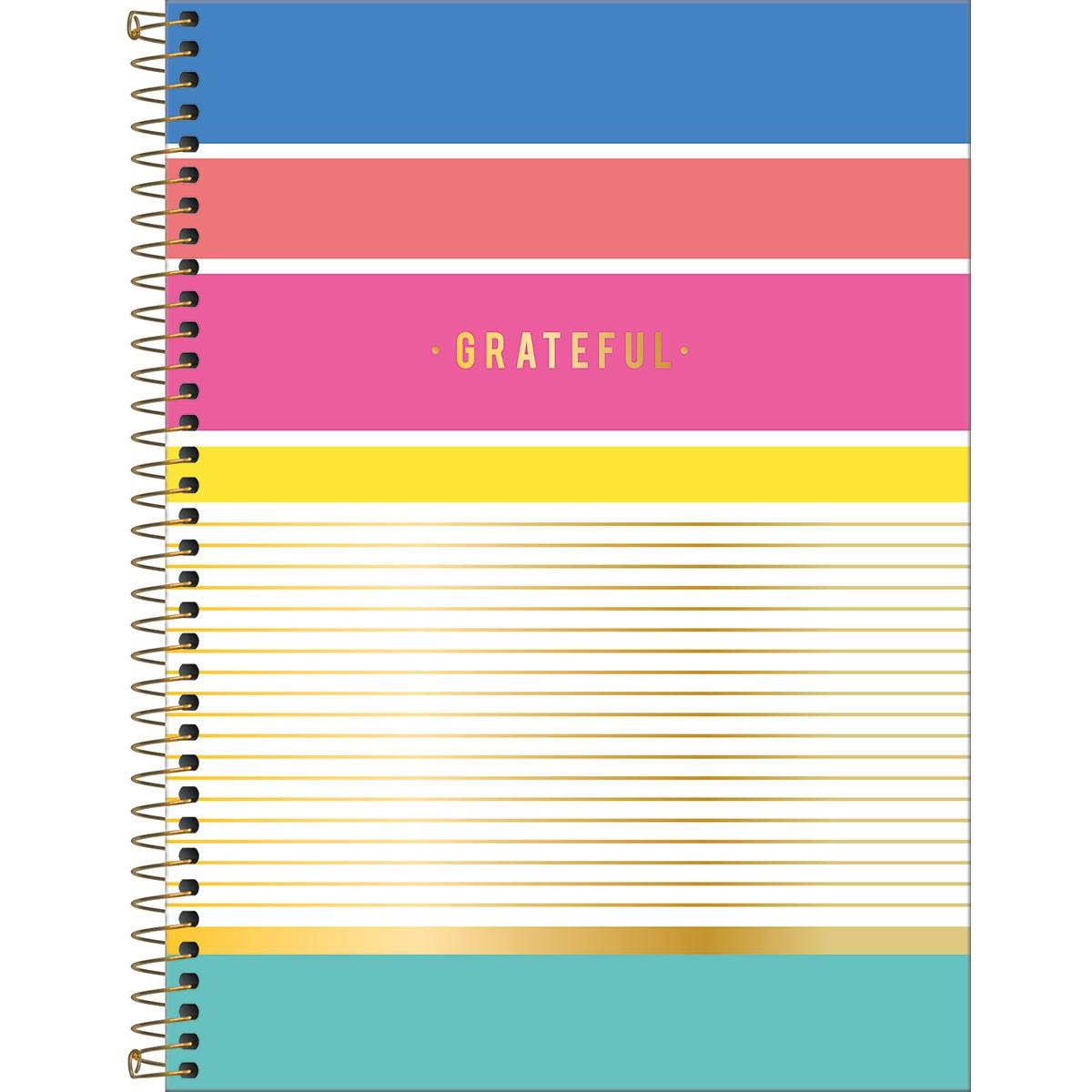 Caderno Universitário TILIBRA Be Nice - 1 Matéria c/ 80 Páginas
