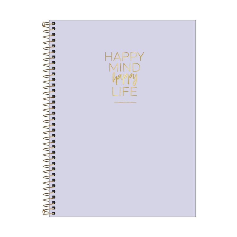 Caderno Universitário TILIBRA Happy - 20 Matéria c/ 320 Páginas