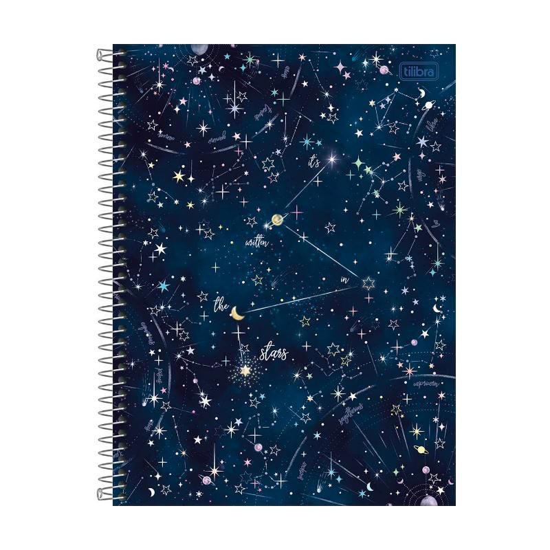 Caderno Universitário TILIBRA Magic (1 Matéria)