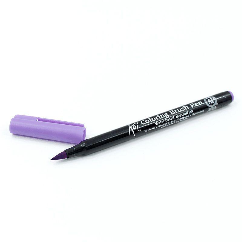 Caneta Brush Pen KOI - Individual