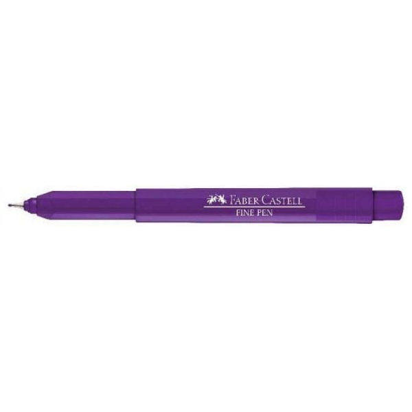Caneta FABER-CASTELL Fine Pen
