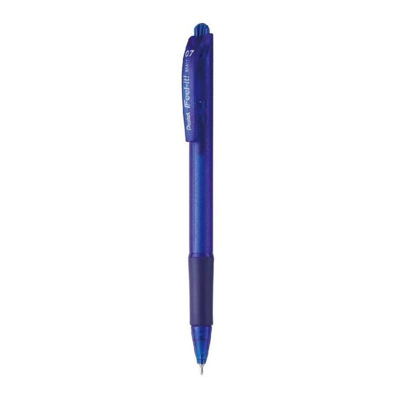 Caneta PENTEL Esferográfica IFeel-it Retrátil 0.7 mm