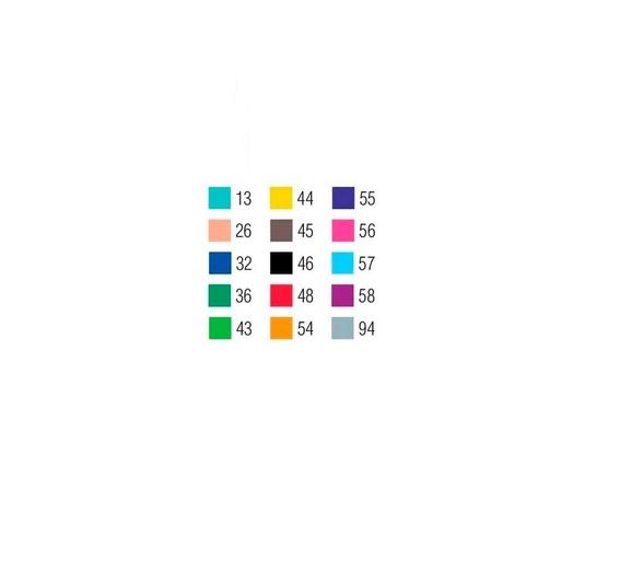 Caneta STABILO Pen 68 Estojo c/ 15 cores