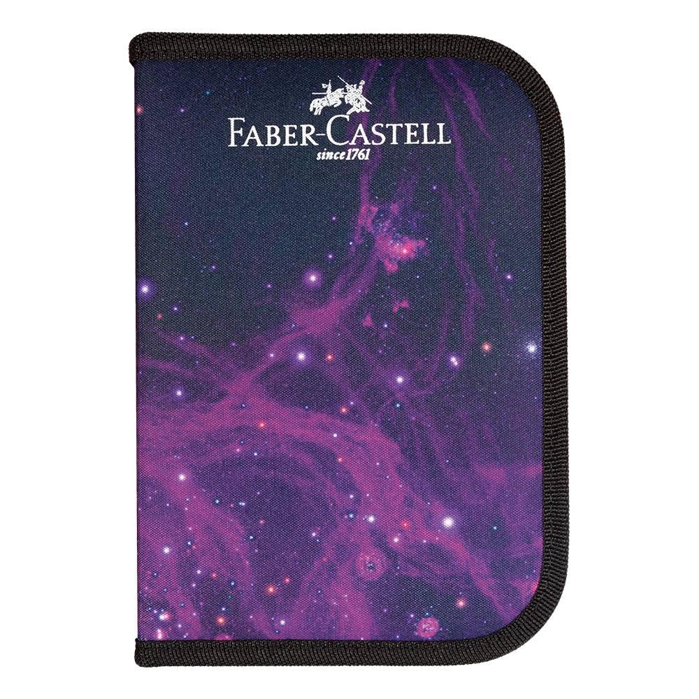 Estojo de Nylon FABER-CASTELL c/  18 Peças
