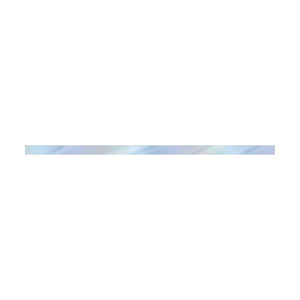 Fita Adesiva TILIBRA Washi Tape 15 mm x 10 m - Holográfica c/ 3 unds