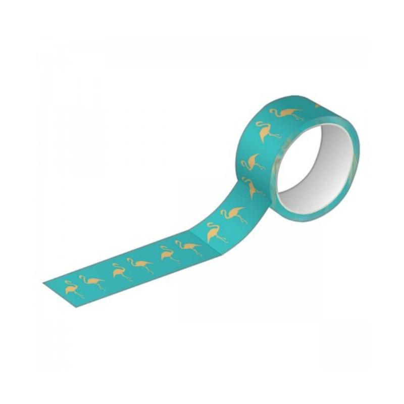 Fita Adesiva TILIBRA Washi Tape 15 mm x 10 m - Metalizada