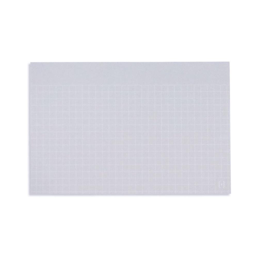 Kit Fichas NALÍ Linhas Brancas 4 x 6 150g/m2 c/ 80 Folhas