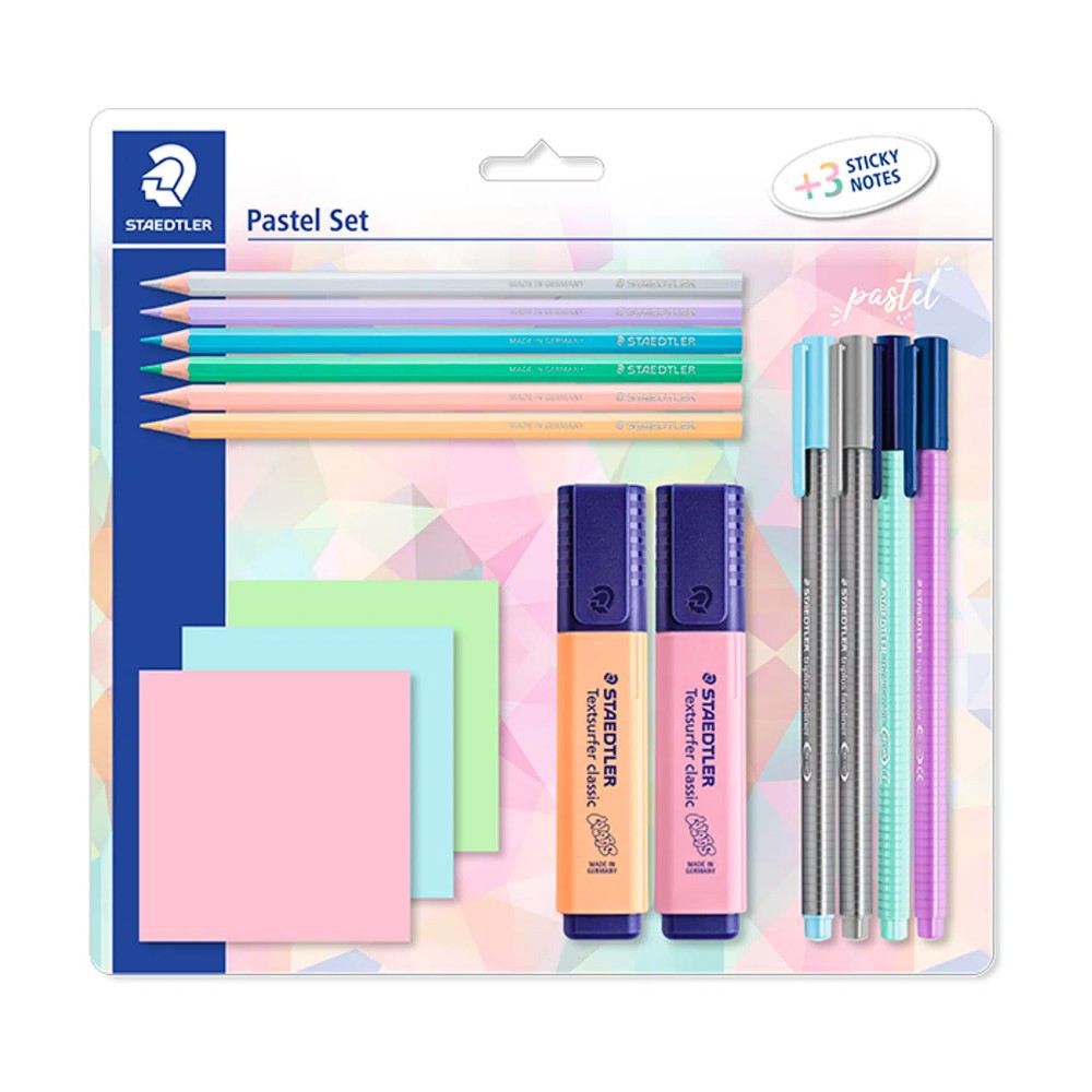 Kit STAEDTLER Pastel Set