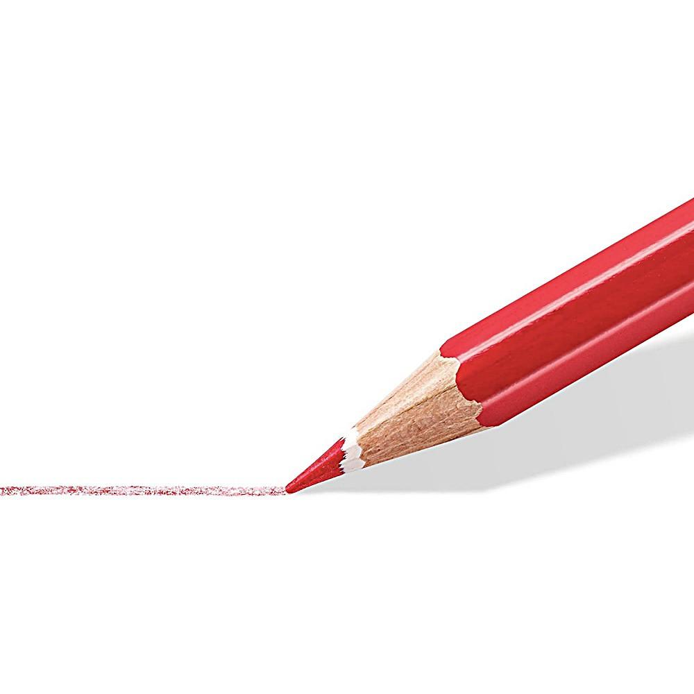 Lápis de Cor STAEDTLER Noris Club Aquarelável  c/ 12 Cores + 1 Pincel