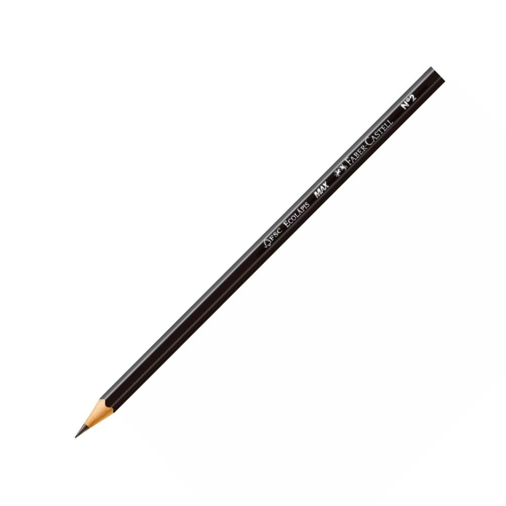 Lápis de Escrever FABER-CASTELL Max Hexagonal