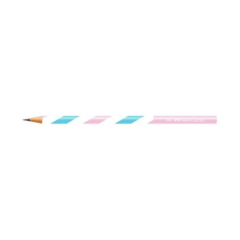 Lápis Preto FABER-CASTELL Pastel Nº 2 = B