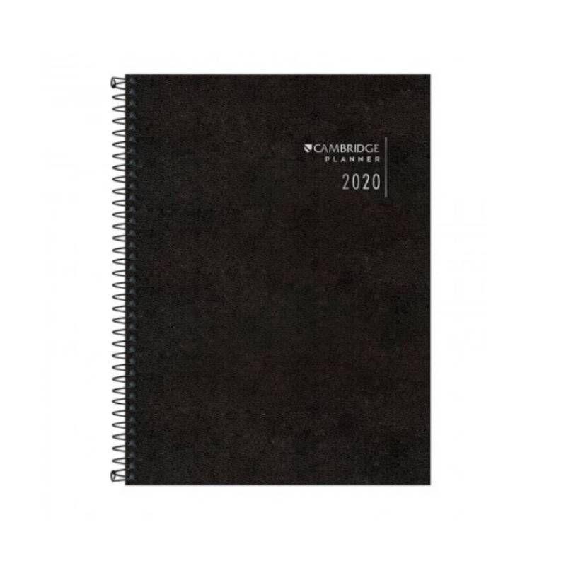 Planner 2020 TILIBRA Cambridge 177 x 240 mm - Espiral