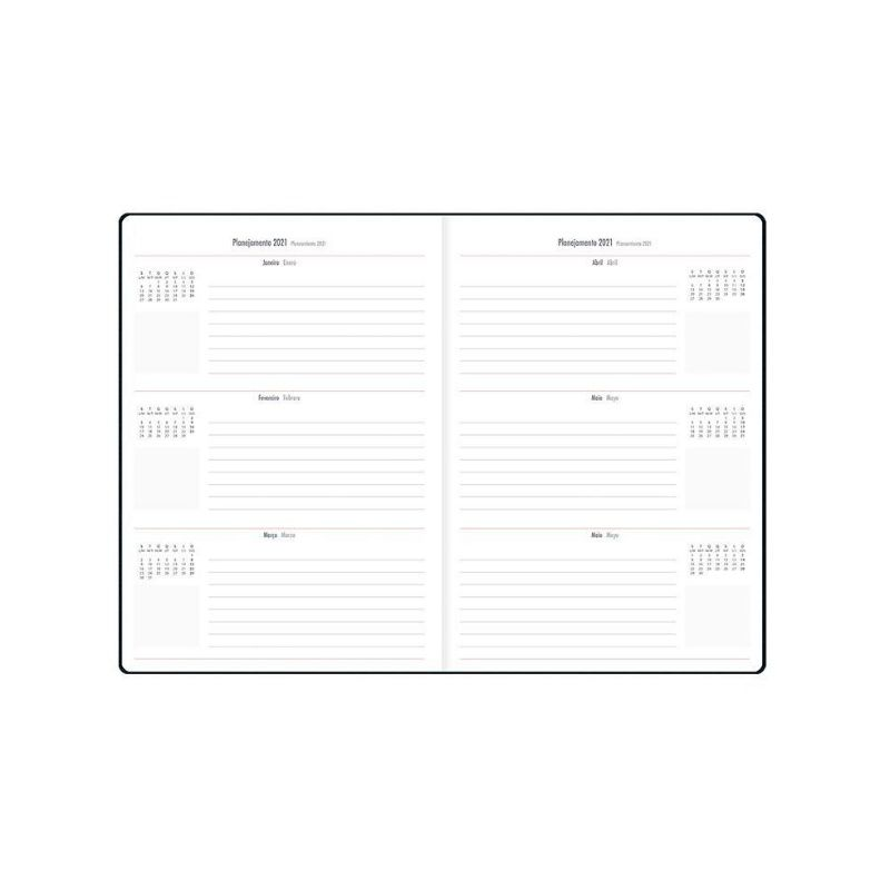 Planner 2020 TILIBRA Cambridge 178 x 254 mm
